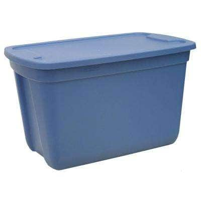 20 Gallon Storage totes for $5.88 and Free Store Pickup