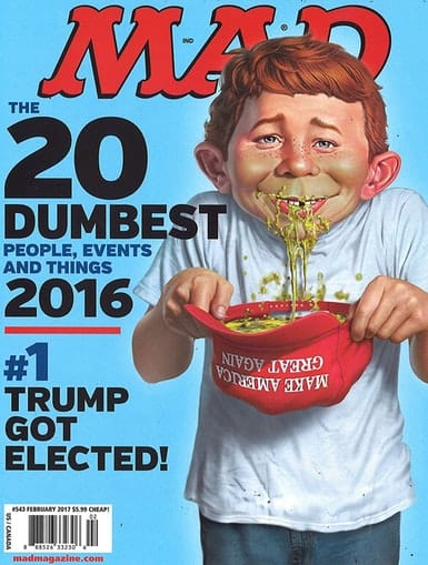 Mad Magazine - $24.99 for 3 yrs