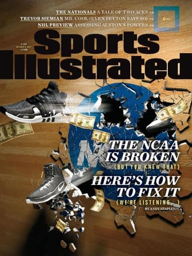 Sports Illustrated $19.99/yr Black Friday Pricing