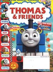 Magazines: Peppa Pig - $12.99/yr, Disney Princess - $13.99/yr, Thomas & Friends - $14.99/yr