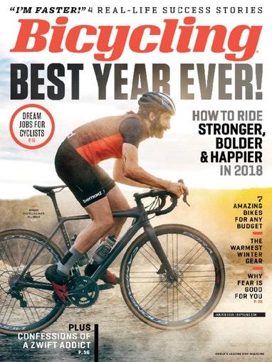 Bicycling - $4.50/yr
