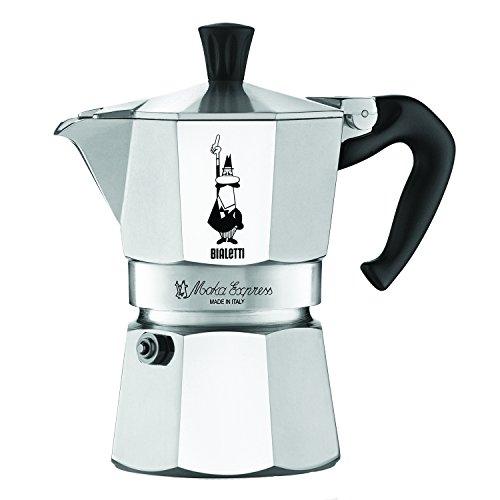 $20.89 Bialetti Moka Express 3-Cup Stovetop Espresso Maker