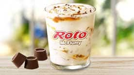Free ROLO McFlurry at McDonals's (with any purchase) - App Required