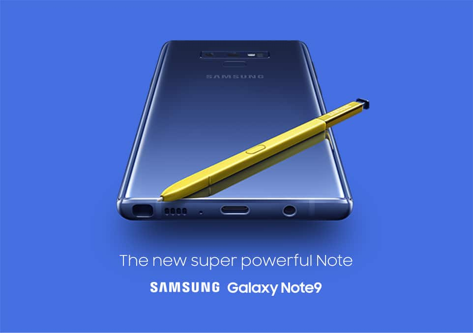 Costco - Samsung Galaxy Note 9 - Verizon and AT&T (BOGO via Bill Credits)