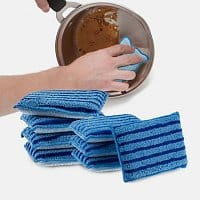 Tanga Deal: 8-Pack As Seen On TV MicroFiber Reusable Sponges $7 W/ Shipping