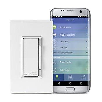 Leviton Decora Smart Wi-Fi, Z-Wave, HomeKit products 20% off