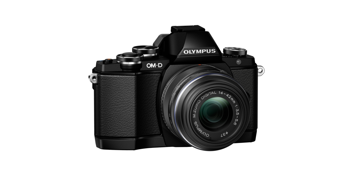 Olympus OM-D E-M10 w/ kit lens (Refurb) $320 before tax, Olympus M.Zuiko 25mm f1.8 $192, 17mm f1.8 $255 w/ code LOVESUMMER
