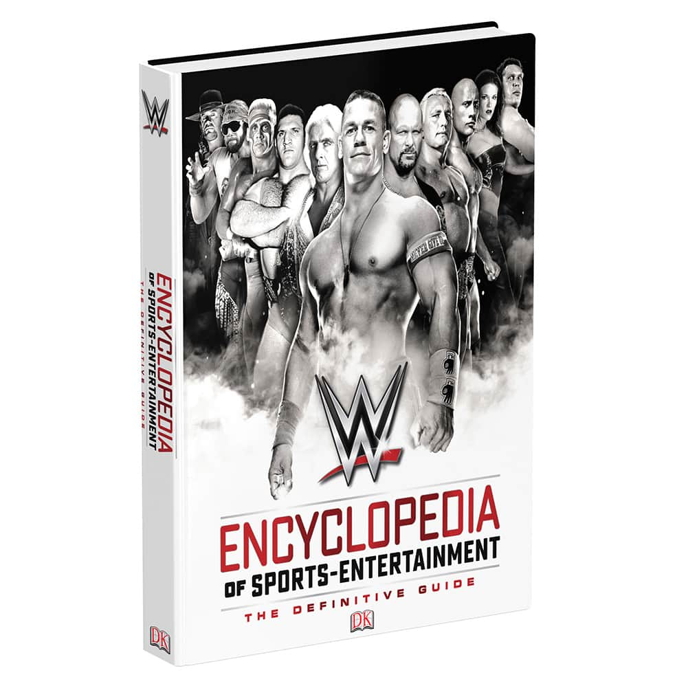 WWE: Encyclopedia of Sports Entertainment 3rd Edition $18.75 Free Ship