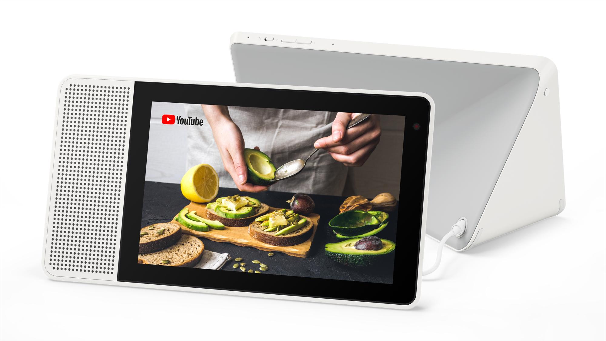 Lenovo 8 Inch Smart Display Walmart B&M $45
