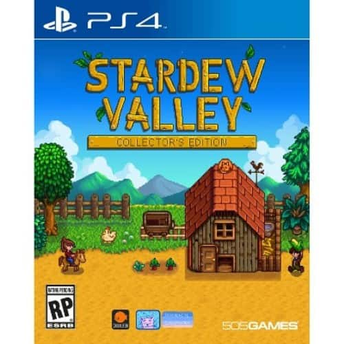 Stardew Valley: Collector's Edition (Xbox One or PS4) $14.99 on Amazon