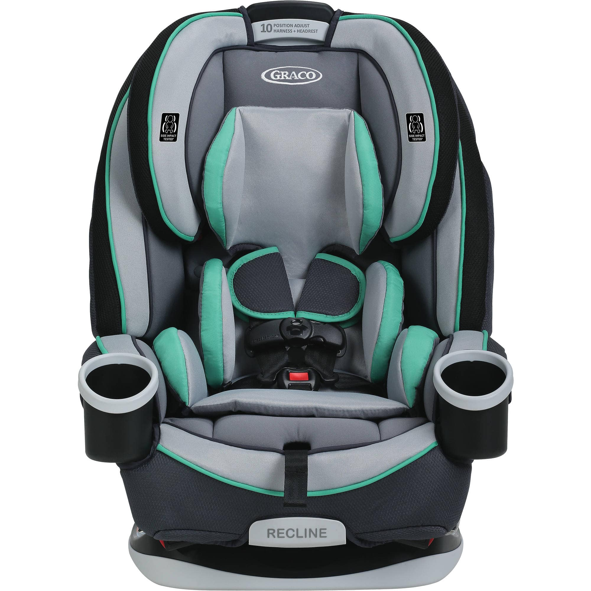 graco 4ever all in 1 convertible car seat basin. Black Bedroom Furniture Sets. Home Design Ideas