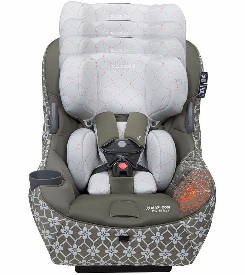 Maxi Cosi Pria 85 Max Convertible Car Seat - Graphic Flower $197.99 at Albee Baby