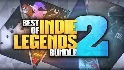 Bundlestars Best of Indie Legends 2 Bundle $3.49