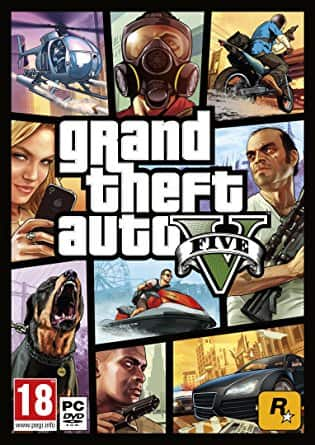 GTA V $19.99 for Xbox One, PS4 and Steam at GameStop.