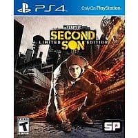 eBay Deal: BRAND NEW SEALED inFAMOUS SECOND SON LIMITED EDITION PS4 SONY PLAYSTATION 4 USA