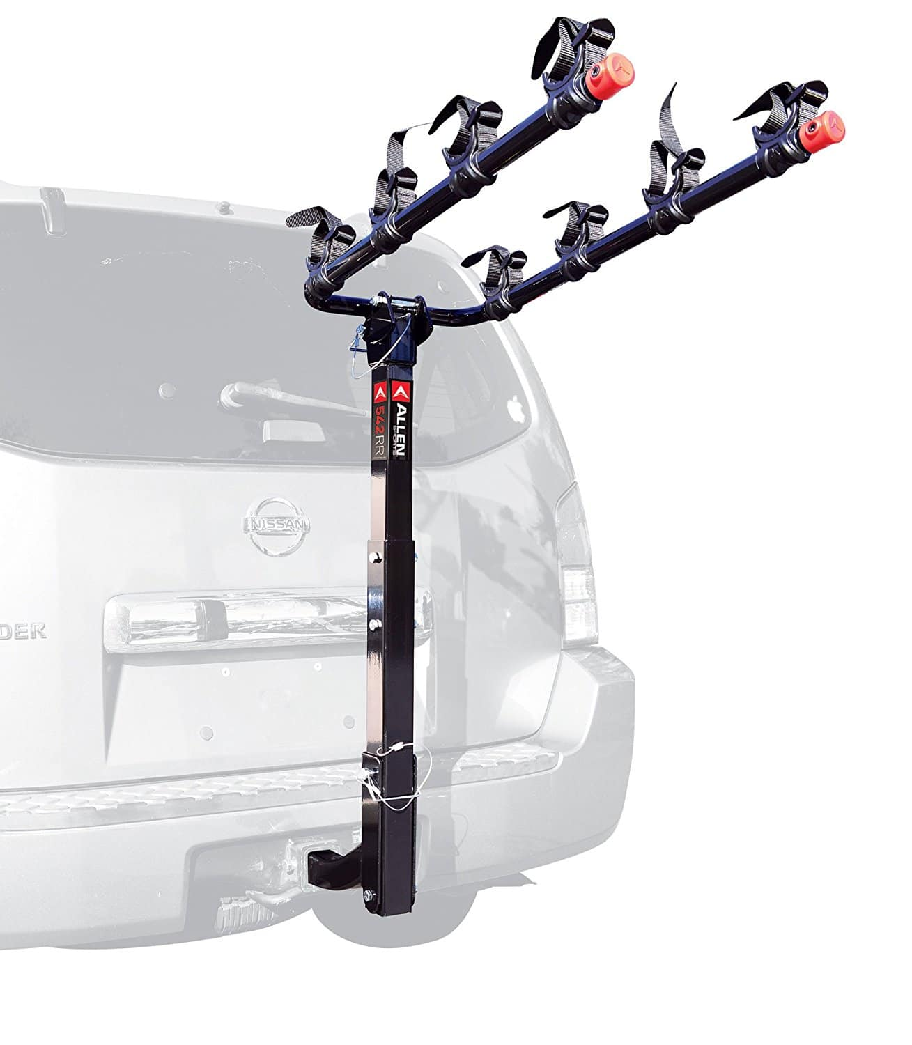Allen Sports Deluxe 4-Bike Hitch Mount Rack with 2-Inch Receiver $56.49