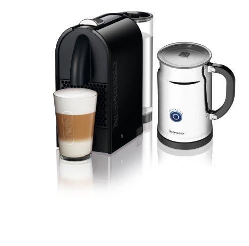 Amazon: Nespresso U D50 Espresso Maker w/ Aeroccino Milk Frother $141