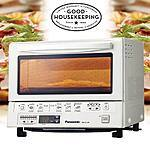 Panasonic FlashXpress Toaster Oven w/ Double Infrared Heating $90 + Free Shipping