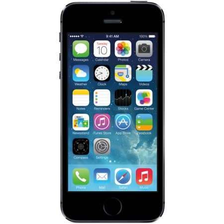 Total Wireless Apple iPhone 5S 16GB Prepaid Smartphone @ Walmart for $149 FS