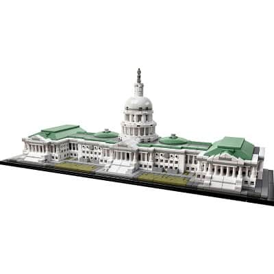LEGO Architecture United States Capitol Building 21030 $50 at Target