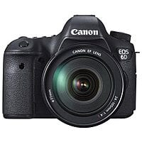 Rakuten (Buy.com) Deal: Canon 6D with 24-105 lens for $1710.00