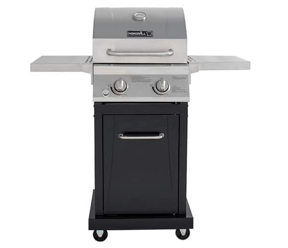 Gas Grills For Small Spaces ~ In store nexgrill small space burner propane gas