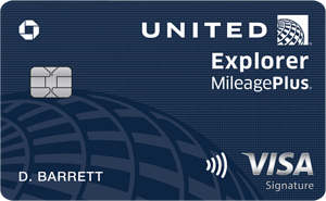 United Explorer Card: Earn 60K Bonus Miles w/ $3k Spent in First 3-Months (ENDS SEPT 30th!))