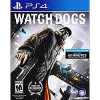 GameFly Deal: Watch Dogs (PS4,Xbox One) USED at Gamefly $17.99