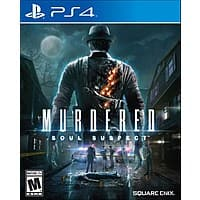 GameFly Deal: Murdered:  Soul Suspect $12.99 PS4, $7.99 360/PS3 USED FREE SHIPPING at Gamefly