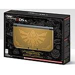 New Hyrule Edition Nintendo 3DS XL Back in Stock - $200