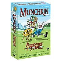 Amazon Deal: Adventure Time Munchkin Card Game - $10.39 on Amazon