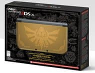 GameStop Deal: New Hyrule Edition Nintendo 3DS XL Back in Stock - $200