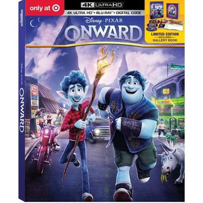 Onward (Target Exclusive) (4K/UHD) : Target $10.49 in-store YMMV