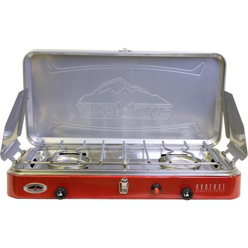 Camp Chef Everest High-Output Two 20,000 BTU Burner Stove - FS @ Optics Planet - $69.99