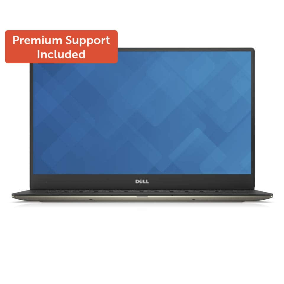Dell XPS 13 i7-6560U 512GB SSD 16GB RAM QHD+ Outlet New - $1,251
