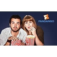 Groupon: $  16 toward Two Movie Tickets from Fandango (Up to $  26 Total Value)