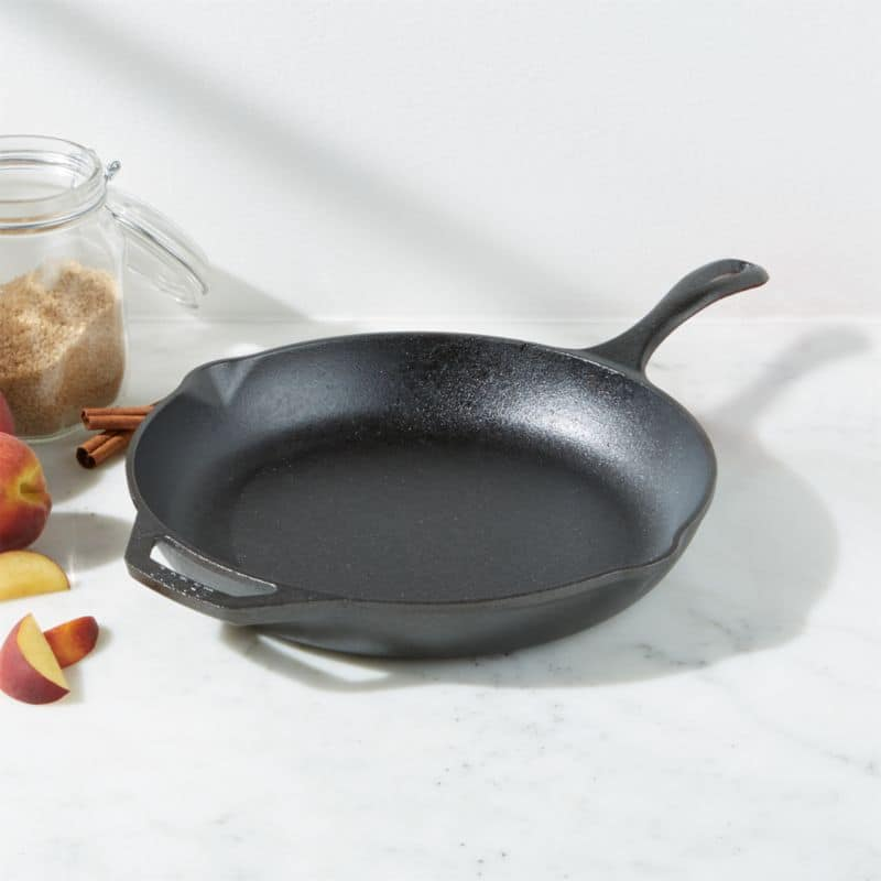 "Lodge Chef Collection 12"" Seasoned Cast Iron Skillet $27.67"