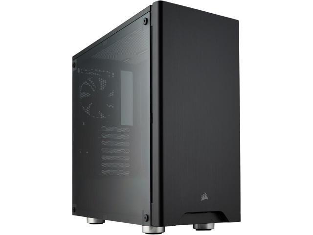 Corsair Carbide Series 275R Acrylic Mid Tower Case $35 AR   Tempered Glass $55 NR @Newegg