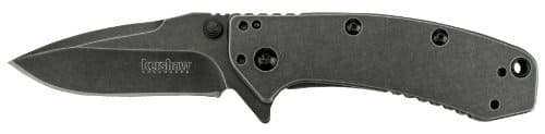 Kershaw Cryo Blackwash Clam  for $14.89 @ Amazon