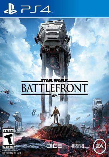 Star Wars Battlefront PS4 & Xbox One $8.99 RedBox YMMV