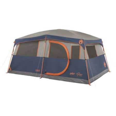 Coleman Mount Hersey II Fast Pitch 8-Person Cabin tent with closet $40 Walmart YMMV