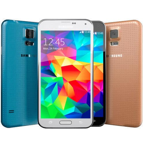 Samsung Galaxy S5 16GB SM-G900T T-Mobile GSM Unlocked 4G LTE Android Smartphone at eBay for $114.99