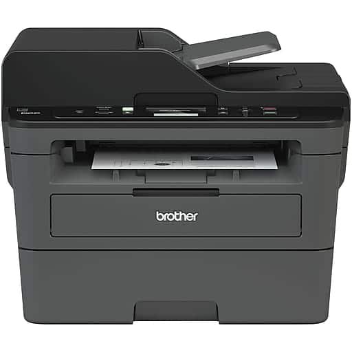 Brother MFC-L2710DW USB, Wireless, Network Ready Black & White Laser All-In-One Printer $114.99