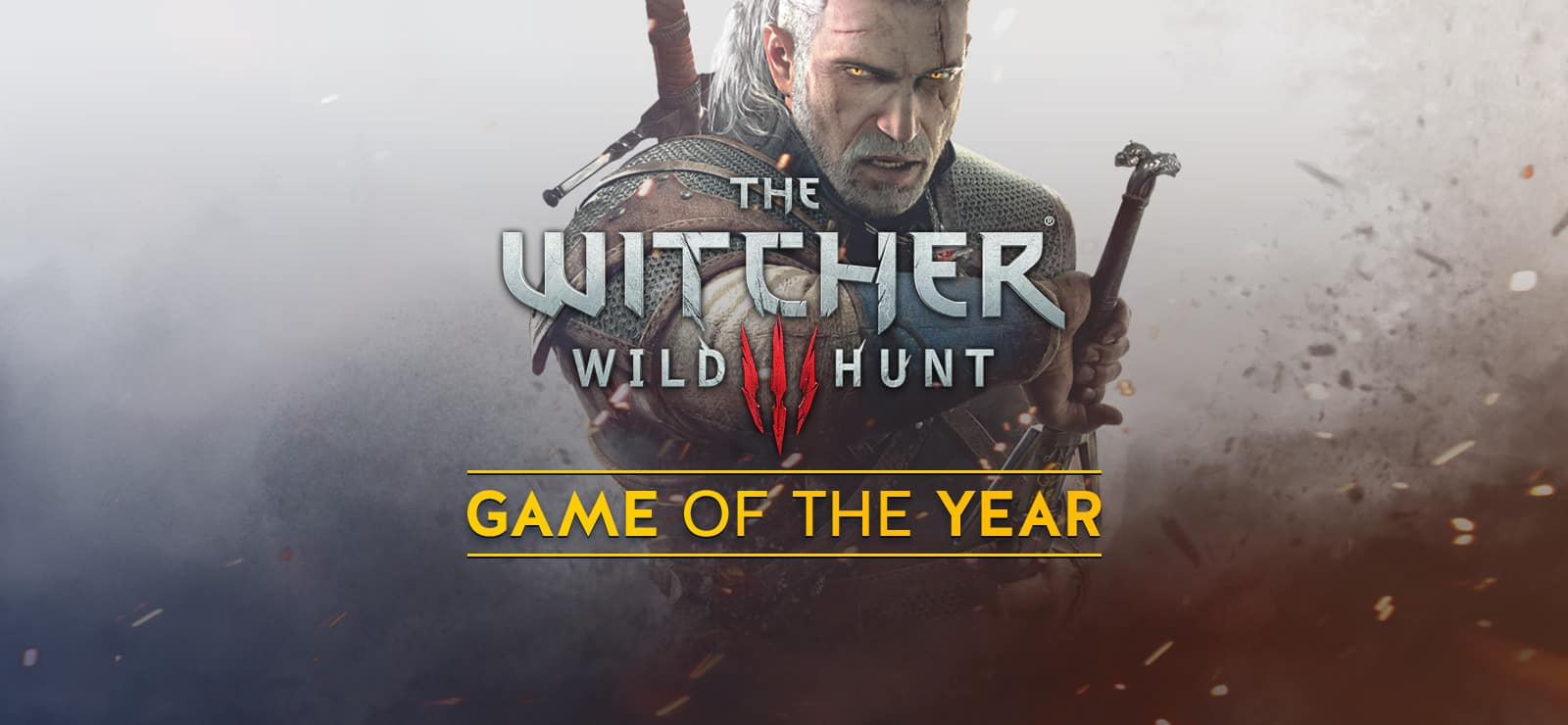 GOG - Witcher 3 GOTY $14.99 and other titles up to 90% off