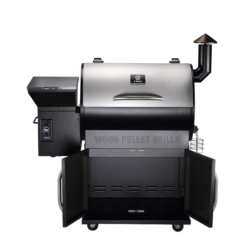 ZGrills Premium 700E and 7002E Wood Pellet Grill Rebate Option