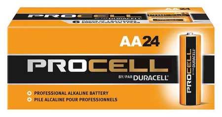Duracell procell 24pk 8.96 /PK