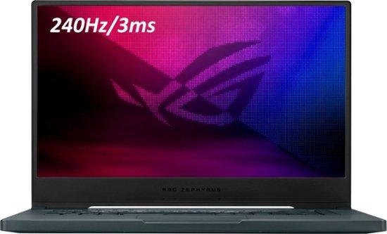 "ASUS - ROG Zephyrus M15 15.6"" Gaming Laptop - Intel Core i7 - 16GB Memory - NVIDIA GeForce RTX 2070 Max-Q - 1TB SSD - Prism Gray $1,249.99"