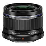 Olympus 25mm f/1.8 lens for Micro 4/3 - New with Warranty - $315.99