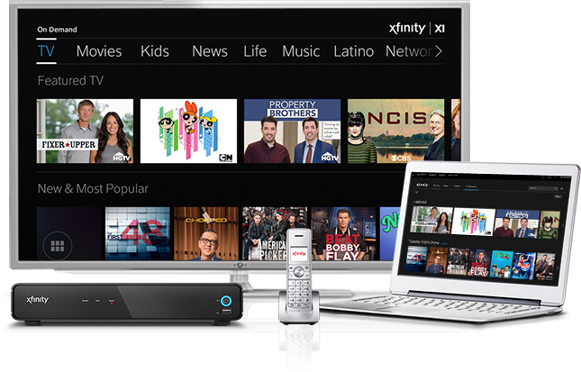 Comcast/Xfinity 25Mbps Performance Internet $34.99 (ymmv)