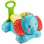 TOYS: Fisher-Price 3-in-1 Bounce, Stride and Ride Elephant @ WAL-MART $24.98 + Free Store Pick Up